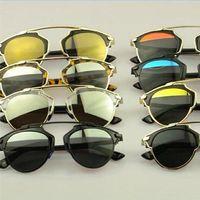 sunscreen - 2015 New Fashion Women and Big Girls Sunglasses Man Boy Outwear wear Glasses Sunglasses Cool Fashion Sunscreen Sunglasses B