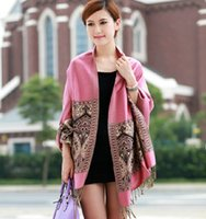 Wholesale Woman Scarves and Shawls Cotton Scarlf for Lady Winter Warm Scarf Korean Style Luxury Big Scarf