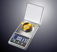 Wholesale High Quality Pocket LCD Screen Digital Diamond Jewelry Weight Balance Digital Diamond Scale g x g