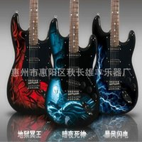 Wholesale Supply ST electric guitar Electric Guitar Huizhou musical instrument factory