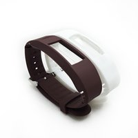 Wholesale Large Small Size Available Replacement Rubber Band with Clasps for Garmin Vivofit Bracelet Wristband No Tracker