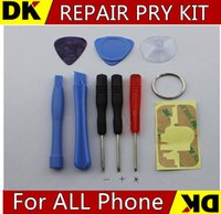 Wholesale SGpost in REPAIR PRY KIT OPENING TOOLS With Point Star Pentalobe Torx Screw Screwdriver For APPLE Iphone5 s c iphone s JP19