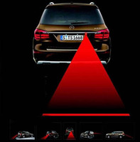 Wholesale Car Styling Car Covers Rainproof Anti Fog Anti Collision Laser Laser Anti Rear Fog Lamp Auto Laser Light Suitable For All Car Models