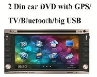 chevrolet dvd gps navigation - universal double Din quot inch Car DVD player with GPS Navigation audio Radio stereo USB SD BT TV head unit touch screen