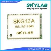 Wholesale small gps module fos car Navigator gps module manufacturers SKYLAB SKG12A