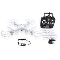 Wholesale HOT Syma X5C Explorers G CH Axis Gyro RC Quadcopter With HD Camera