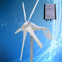 Wholesale Wind Turbine W Max W V Wind Generator with Blades Max W V V Auto Distinguish Wind Controller CE Approved