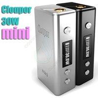 arrival mode - new arrival Cloupor Mini W VV VW Mode Box Mod E Cigarette Atlantis Cloupor Mini W Fit sub ohm Tank