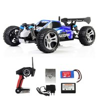 battery buggy - WLtoys A959 Scale Fancy G RC OFF Road Buggy Racing Car with Anti vibration System RC Car Toy Remote Control Car