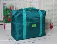 Wholesale 2016 South Korean Foldable bag mobile travel to Package Flexible Waterproof Travel Bag Single Shoulder Bag