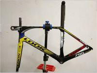 Wholesale RB213 Brand K Weave carbon fiber road bike frame and fork high quality C bicycle frameset