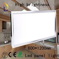 Wholesale 10PCS W panel mm Led Ceiling Light Warm White White Led down Light AC85 V Led Square Panel Light