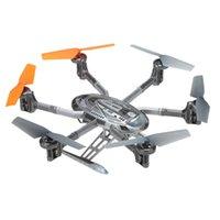 Meilleur télécommande hélicoptère Quadrocopter 2.4G 4CH RT Drones Drones avec WIFI Transmission HD Caméra vidéo RC hélicoptère EJ-Y100