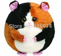 big guinea pig - New Original Ty Beanie Ballz Speedy the Guinea Pig Big Eyed Stuffed Animals Plush Toys For Children Gifts Kids Toys