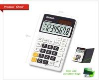 8 digit dual power calculator - OS VC Digit Colors Calculator Dual Power With PU Pocket Batter Than casio SL VC Calculadora Cientifica As Teacher Gift
