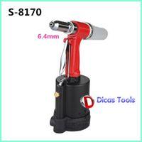 Wholesale hot sale high quality taiwan air riveter gun oil pressure type pneumatic pulling nail gun mm