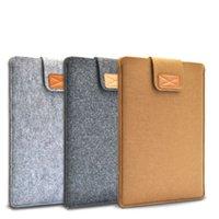 Wholesale Portable LSS Soft Laptop Bag Felt Ultrabook Sleeve Case for Macbook quot quot quot quot Air Ultrabook Laptop Notebook Tablet PC