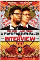Cheap The Interview Movie Poster Hot film Silk Wall Poster Silk Canvas Poster Painting Room Decorate