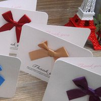 Wholesale kinds Greating Cards Thank You Card Small Card Envelop card set CPT096 DHL EMS