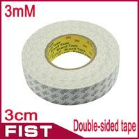 Wholesale mm M M Double Sided Adhesive Sticky Tape for LED Strip LCD Case
