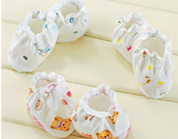 baby scoks - BB04 Pairs New Arrival Cute Scoks Crib Shoe Kids Footwear Baby First Walker Shoes Toddler Baby Girl Boys Infant Shoes