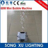 auto sell machine - Hot sell Cheapest W Mini Bubble Machine V Stage Effect Machine SX BM60