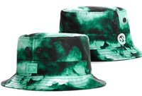 Wholesale Green Cayler and sons bucket Hats Fisherman Caps Outdoor Sports Headwear Mens Womens Fishing caps Top Quality TY