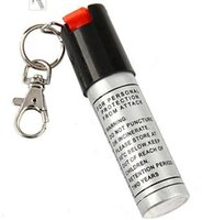 Wholesale Self Defense Device Pepper Spray with keychain by SG post