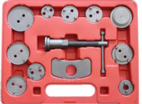 Wholesale 12 Automotive Disc Brake Piston Caliper Pad Set Car Wind Back Tool Kit