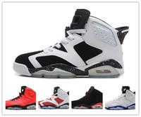 Wholesale Nike dan Retro Basketball Shoes Oreo Carmine Black Infrared Slam Dunk