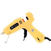 Wholesale 100 V W W Heating Power Tools Professional Hot Melt Glue Gun with Glue Sticks Practical Heating Craft Repair Tool