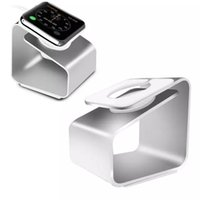aluminium alloy cable - Aluminium Alloy Stand For Apple Watch Magnetic Charging Cable For Smart Apple Watch Wireless Charging Metal Holder For iPhone iWatch