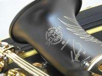 Wholesale Double EMS DHL SELMER SAXOPHONE E Alto Sax instruments Matt Flamingo Saxophone