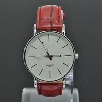 auto simplicity - Fashion Simplicity Quartz Watch Women Men Luxury Business Watches Leather Elegant Sports Wrist watch relojes FYMPJ717