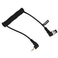 Wholesale 2 mm N Remote Switch Shutter Release Cable Cord For Nikon D4 D3X D3S D3 D800 D800E D700 D300S D300 D2X D2H D200 D1X D1H Camera