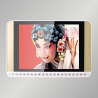 Wholesale AISOMEX S25 inch TFT HD Screen Portable Older Theater Playing Machine Singing Microphone Square Dance TV DVD FM