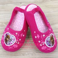 Wholesale 2015 Frozen Princess Elsa Anna Baby s First Walker Shoes Hallween Christmas Thanksgiving Gifts New Arrival In Stock Lovely Girls Shoes