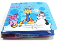 baby bath steps - Waterproof First Step Baby Time Educational Bath Book Bathtime Washable CoatedTY225