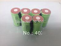 battery tab sub c - to Russian Federation Sc Sub C mAh Batteries Flat Top w Tab
