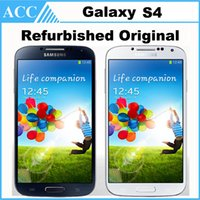 Wholesale Refurbished Original Samsung Galaxy S4 i9500 inch HD Quad Core GHz GPS Wifi G Unlocked Renew Smart Phone Free Post