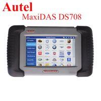 Wholesale Autel MaxiDAS DS708 Diagnostic Scanner Tool Fault Code Reader Update Online Fast DHL