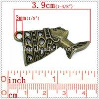 antique bronze crucifix - Fashion Jewelry Pendants hot Charm Pendants Egyptian Egypt Queen Nefertiti Antique Bronze x1 cm K10290 bronze crucifix