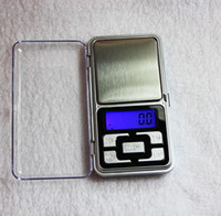 Wholesale L Hot Sale g g Mini Electronic Digital Jewelry Weight Scale Balance Pocket Gram LCD Display