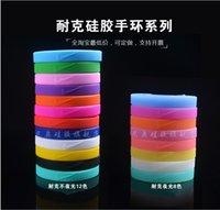 Wholesale 2015 NEW Silicone Bracelet Luminous Noctilucence Wristband Movement Wristband Wristband Custom Sweatband Basketball Wristband