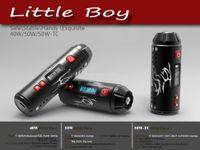 Cheap 26650 Little Boy Mod Box Watt 50W Best little boy5 50W Metal 50W Temperature Control Box Mod 50w