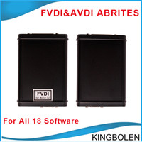 bmw - FVDI ABRITES Commander Full Version with software activated for VAG for BMW For Opel For Toyota For Ford etc software DHL Free