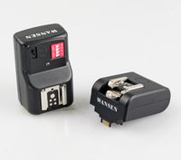 adapter for canon - new design Wireless Flash Trigger Hot Shoe Adapter version II Receiver pt16 Transmitter for Sony NEX3 NEX5 N Channels