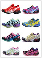 Wholesale 2014 Hot Sell New Arrival women Speedcross Zapatillas Athletic Running Sports women s Shoes Outdoor EUR40 Multiple styles to