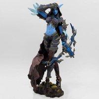 Wholesale DC Unlimited WOW World of Warcraft SERIES DC Forsaken Queen Sylvanas Windrunner Action Figure Collectible Toy