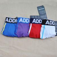 Wholesale 2015 new ADD men s boxer underwear fashion personality personality boxer underwear men sexy underwear new men s cotton underwear